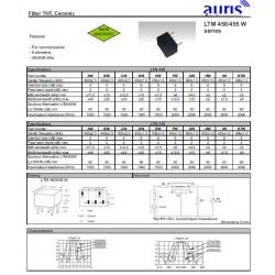 Filtro LTM 455 EW