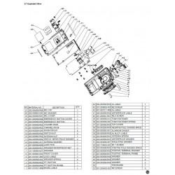 Zodiac K1 Commutatore Canali