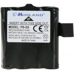 Midland PB-G6 PB-G8