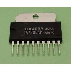 TA7205AP Toshiba