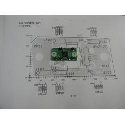 Icom IC-7000 Driver Unit...