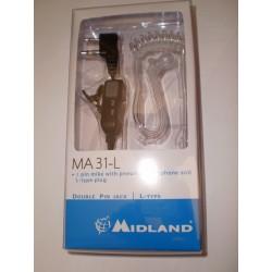 MA31-L Microfono/Auricolare...